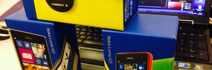Bundestag App für Windows Phone